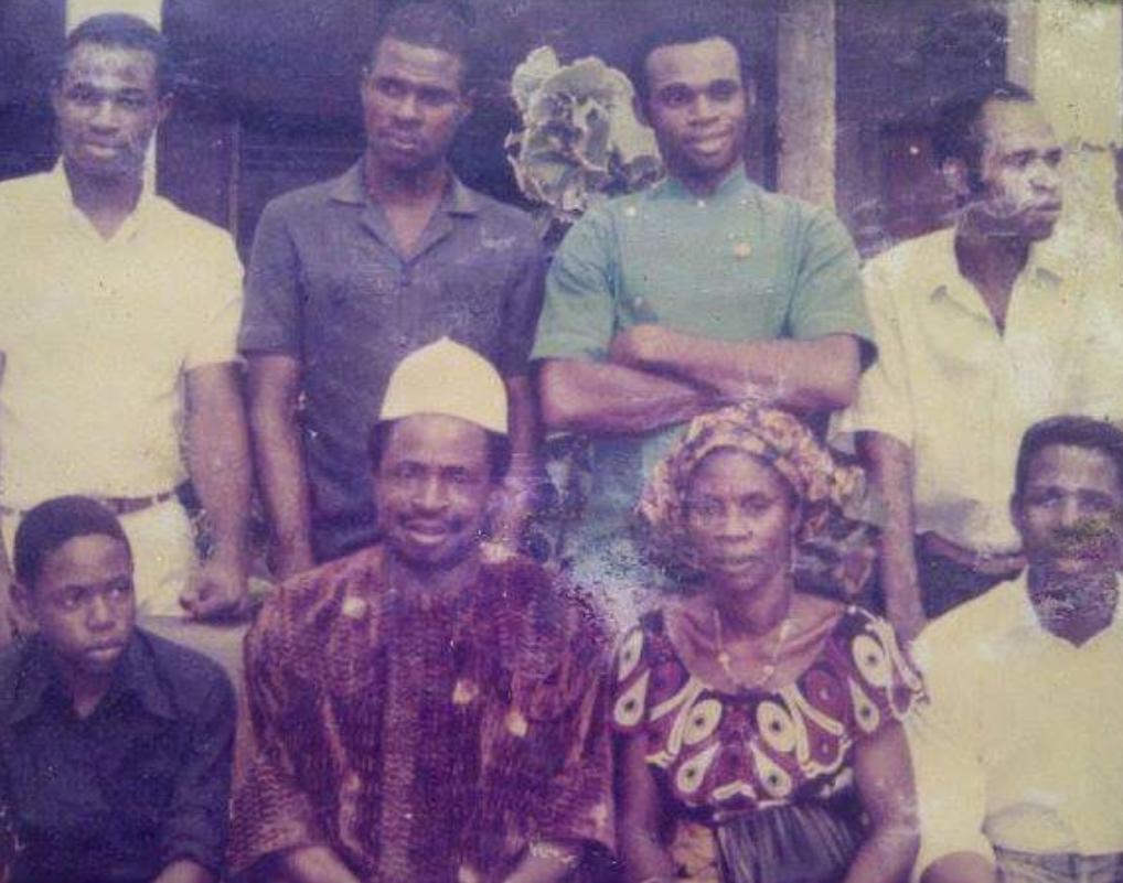 Mbonu-Amadi Family